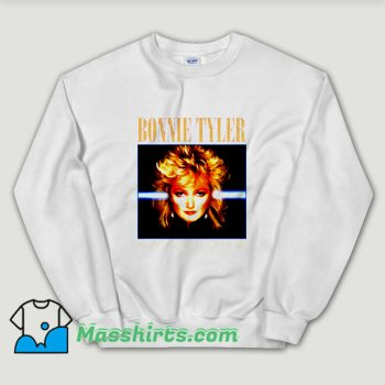 Cheap Bonnie Tyler Fasyer Than Night Speed Unisex Sweatshirt