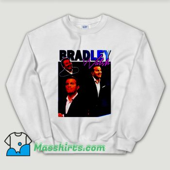 Cheap Bradley Walsh Unisex Sweatshirt