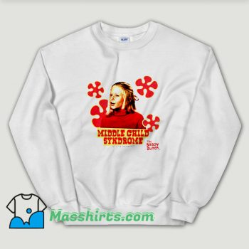 Cheap Brady Bunch Jan Brady Unisex Sweatshirt