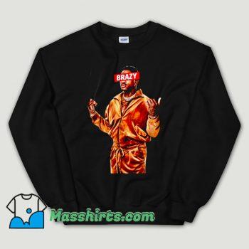 Cheap YG Brazy Rapper Unisex Sweatshirt