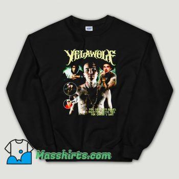 Cheap Yelawolf Rapper Hip Hop Unisex Sweatshirt