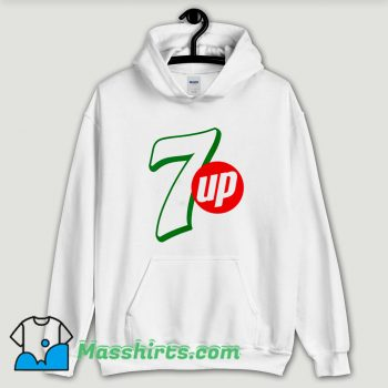 Cool 7 UP Drink Coke Hoodie Streetwear