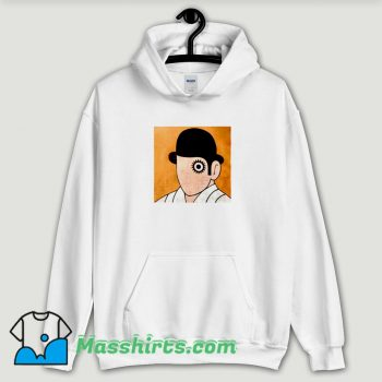 Cool A Clockwork Orange Stanley Kubrick Hoodie Streetwear