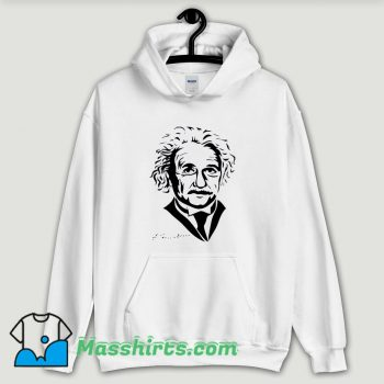 Cool Albert Einstein Scientist Inventor Hoodie Streetwear