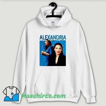 Cool Alexandria Ocasio Cortez Hoodie Streetwear