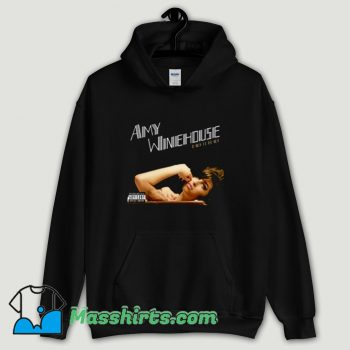 Cool Amy Winehouse Back To Back Hoodie Streetwear