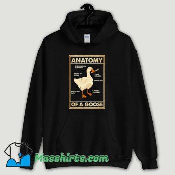 Cool Anatomy of A Goose Hoodie Streetwear