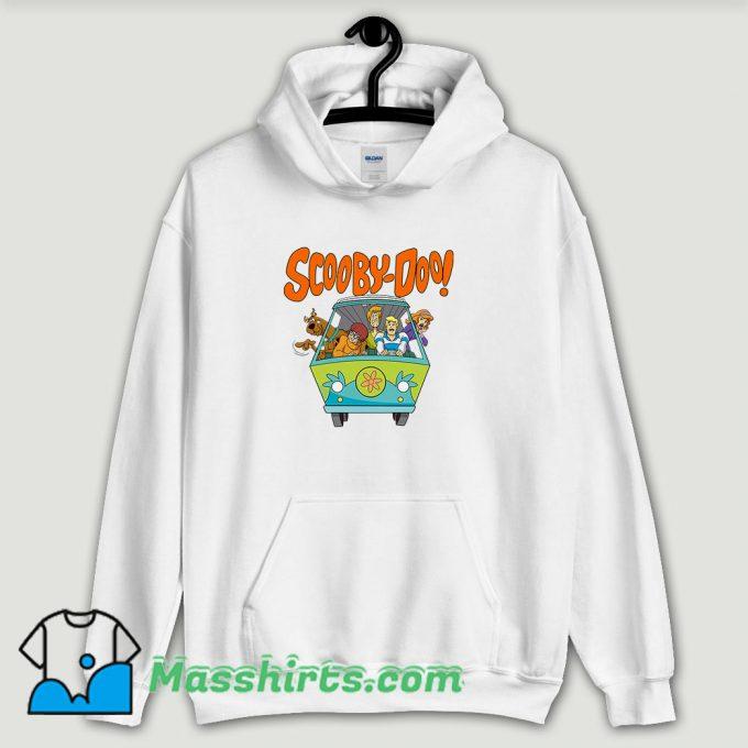 Cool Scooby Doo Classic Hoodie Streetwear
