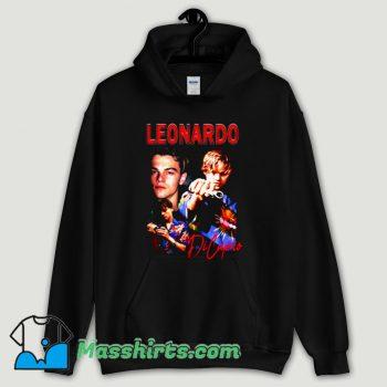 Cool Young Leonardo Di Caprio Hoodie Streetwear