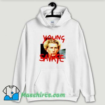 Cool Young Savage Hoodie Streetwear