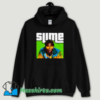 Cool Young Thug SLIME Thugger Hoodie Streetwear