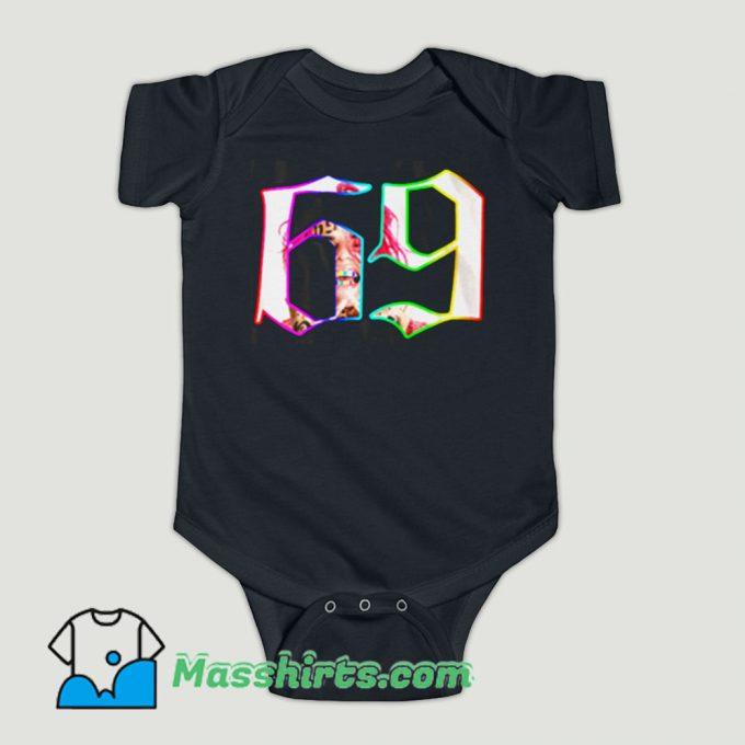 Funny 6ix9ine Tekashi Baby Onesie