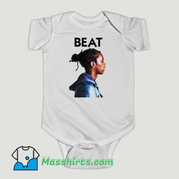 Funny ASAP Rocky Beat Baby Onesie