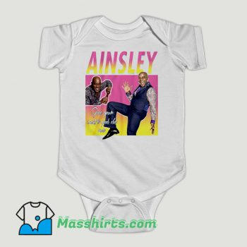 Funny Ainsley Harriott Meme Baby Onesie