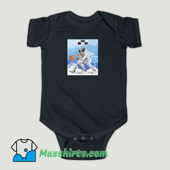 Funny Angel Kobe Giana Bryant Play T Shirt Kobe In Loving Memory Baby Onesie