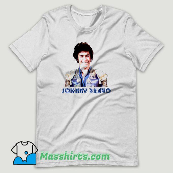 Greg Brady Johnny Bravo Brady Bunch T Shirt Design