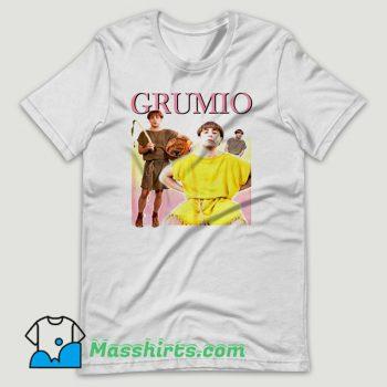 Grumio Plebs Meme T Shirt Design