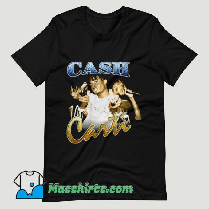 Playboy Carti Cash Hip Hop T Shirt Design