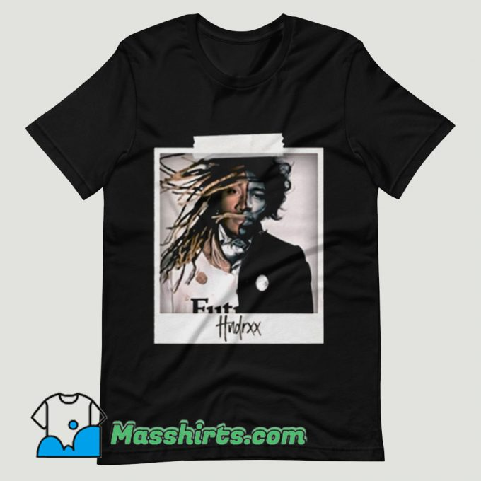 Rapper Future HNDRXX T Shirt Design