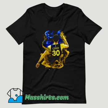 Stephen Curry Basketball T Shirt Design