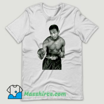 Sugar Ray Robinson T Shirt Design