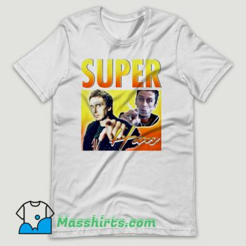 Super Hans Peep Show T Shirt Design