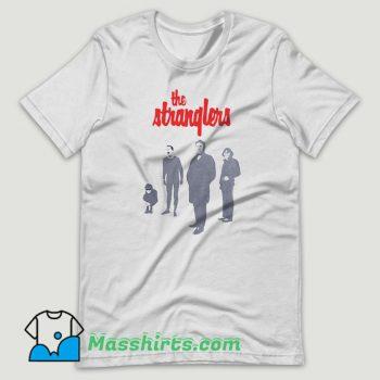 THE Strangles Punk Rock T Shirt Design