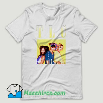 TLC Girl T Shirt Design