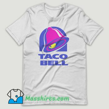 Taco Bell Symbol T Shirt Design