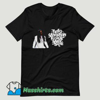 Tego Calde Rap T Shirt Design