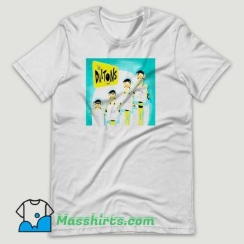 The Daltons Lucky Luke Joe T Shirt Design