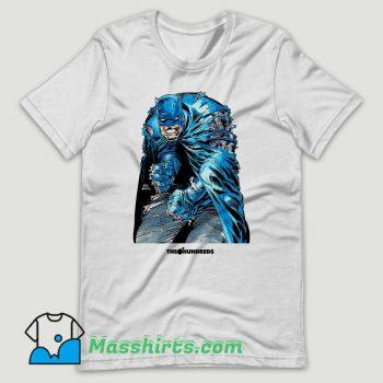 The Hundreds x Batman Ripping W T Shirt Design