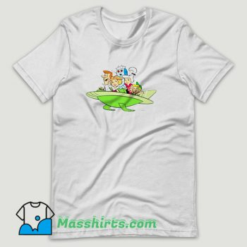 The Jetsons George Judy Rosie T Shirt Design