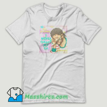 The Weeknd I Never Forgot My Ex T Shirt Design
