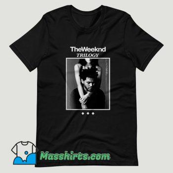 The Weeknd Trilogy T Shirt Design