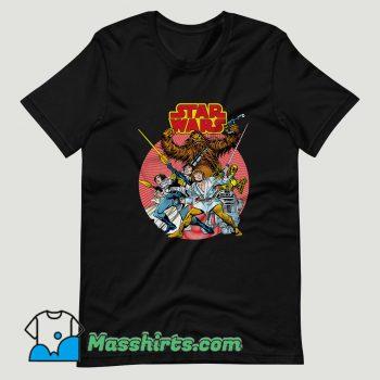 Tie Fighter Star Wars T Shirt Design