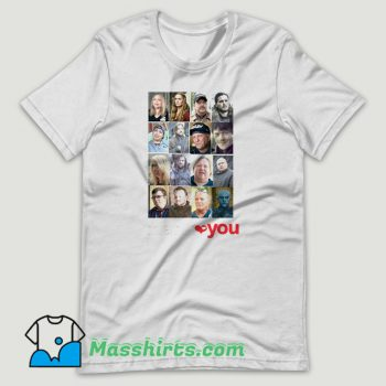 Tiger King Game of Thrones T Shirt Design