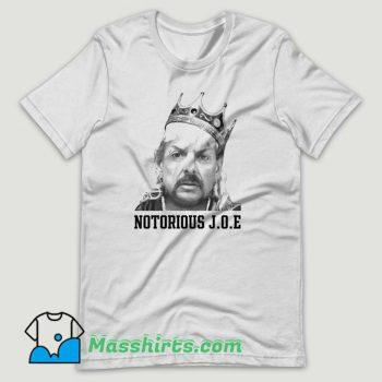 Tiger King Notorious Joe Exotic T Shirt Design