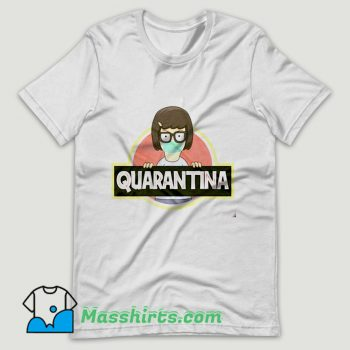 Tina Beltcher Save Corona Virus T Shirt Design