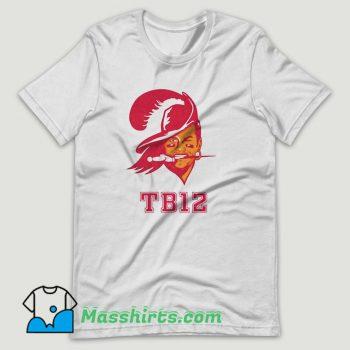 Tom Brady Parody T Shirt Design