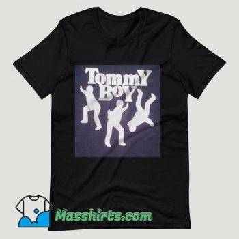 Tommy Boy Hip Hop Label T Shirt Design