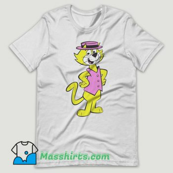 Top Cat And The Gang T Shirt Design
