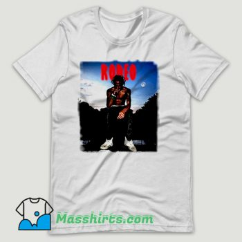 Travis Scott Days Before Rodeo T Shirt Design
