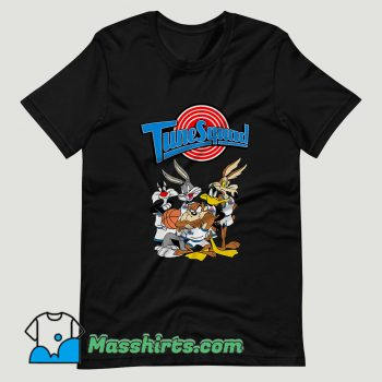 Tune Squad Marvin Space Jam T Shirt Design