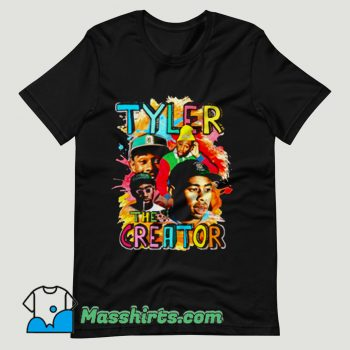 Tyler The Creator Fan Art T Shirt Design