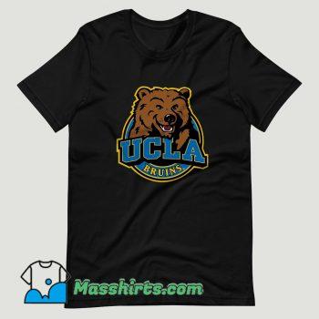 Ucla Bruin Bear T Shirt Design