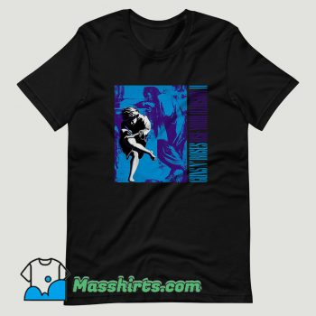 Use Your Illusion 2 Guns N Roses T Shirt Design