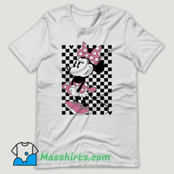 Vans Minnie Mouse T Shirt Design