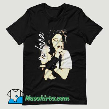Vintage Madonna Lolipop T Shirt Design