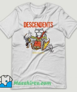 When I Get Old Descendents T Shirt Design
